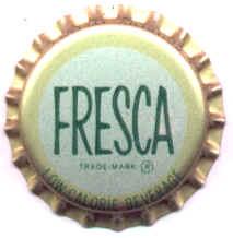 FrescaBottleCap