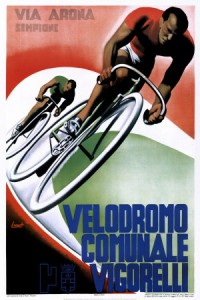 BikeItalianPoster