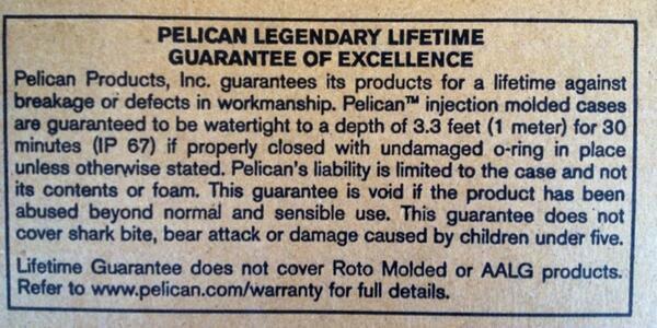 PelicanGuarantee