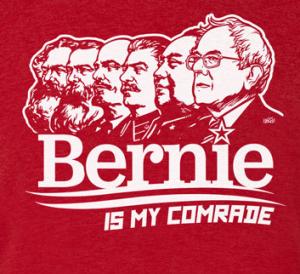 BernieIsMyComrade